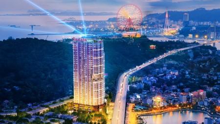Ramada Ha Long Bay view