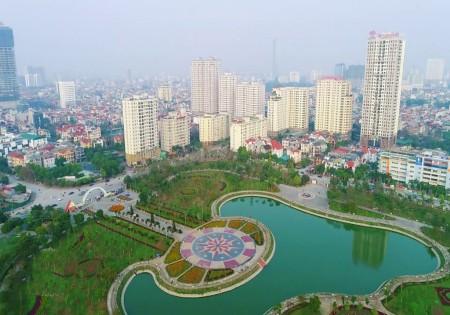 Luxury Park Views