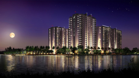 4S Riverside Linh Đông