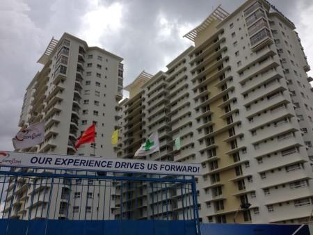 Khu căn hộ Bình Phú