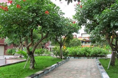 Chung cư Thái An 1