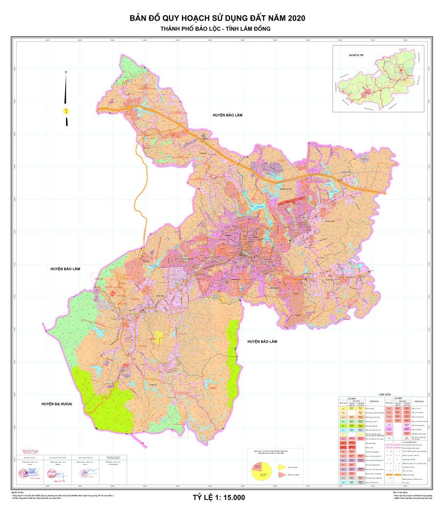 Bản đồ hành chính huyện Bình Chánh, Tp.Hồ Chí Minh