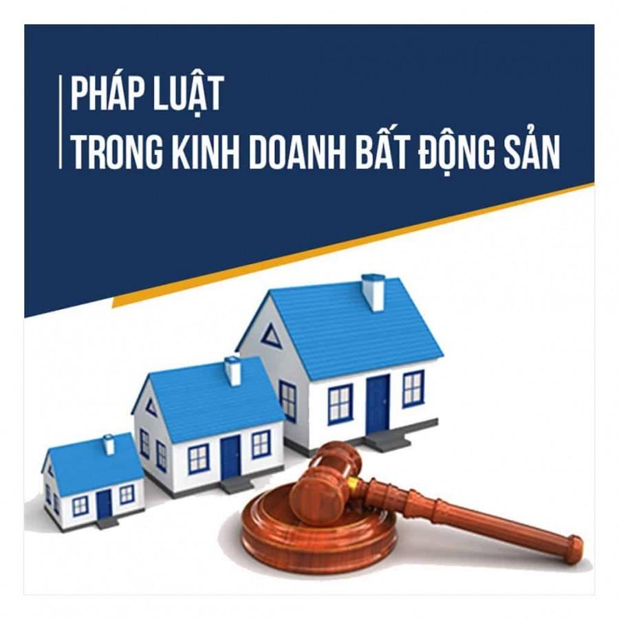 Luật kinh doanh bất động sản