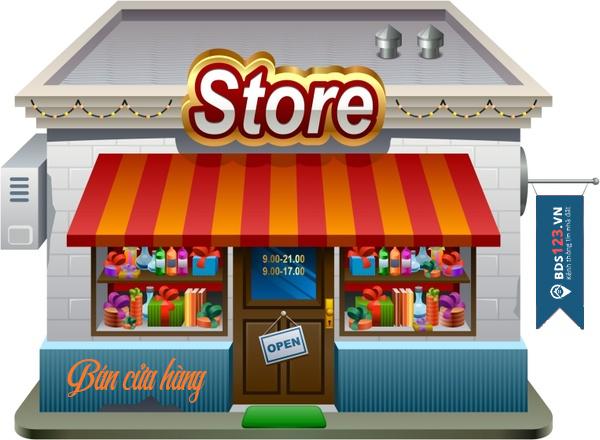 Bán cửa hàng