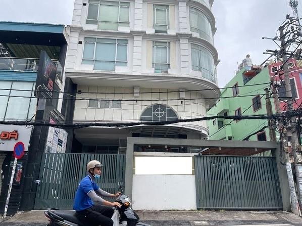 Mặt bằng cho thuê trên đường Đặng Văn Ngữ ở Quận Phú Nhuận