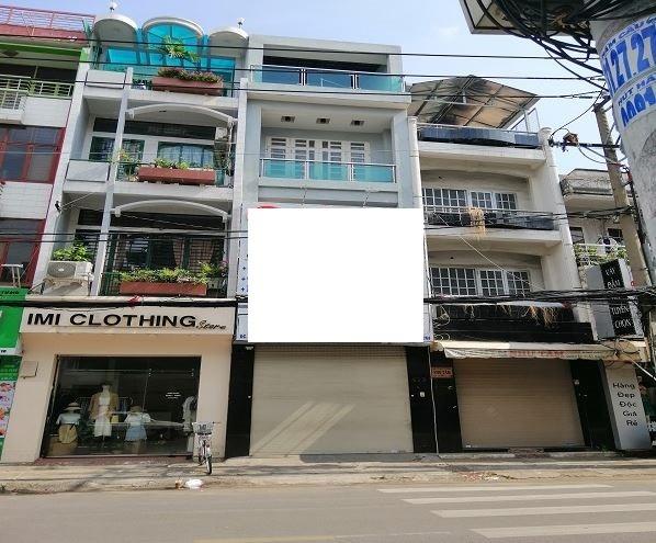 Mặt bằng cho thuê trên đường Huỳnh Văn Bánh Phú Nhuận